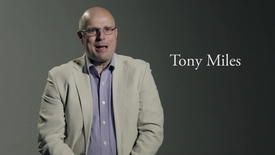 Thumbnail for entry Tony Miles on Premier Christian Radio