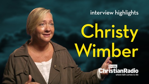 Christy Wimber: When healing doesn't happen and why I closed my church