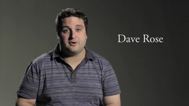 Thumbnail for entry Dave Rose on Premier Christian Radio