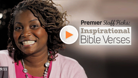 Thumbnail for entry Inspirational Bible Verses // Lady T