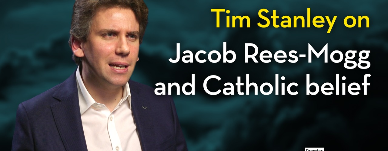 Tim Stanley on Jacob Rees-Mogg, free speech and Catholic beliefs // The Profile