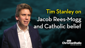 Thumbnail for entry Tim Stanley on Jacob Rees-Mogg, free speech and Catholic beliefs // The Profile