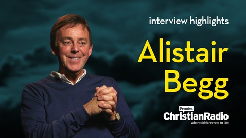 Truth for Life's Alistair Begg on moving to America, doubts and the 'Reformed' label
