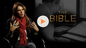 Thumbnail for entry Hans Zimmer and 'The Bible' // Roma Downey