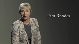 Thumbnail for entry Pam Rhodes on Premier Christian Radio