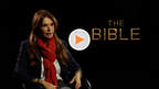 Roma Downey, Co-producer of 'The Bible' series