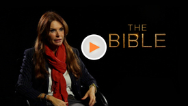 Thumbnail for entry Roma Downey, Co-producer of 'The Bible' series