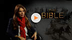 Epic scenes in 'The Bible' // Roma Downey