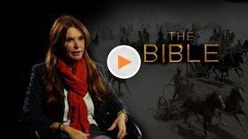 Thumbnail for entry Epic scenes in 'The Bible' // Roma Downey