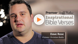 Thumbnail for entry Inspirational Bible Verses // Dave Rose