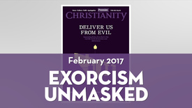Thumbnail for entry OUT NOW! February 2017 Issue // Premier Christianity