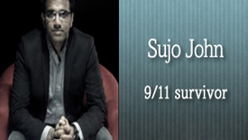Thumbnail for entry Testimony: Sujo John - September 11 Survivor