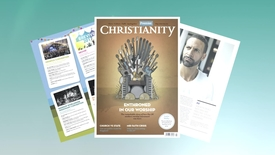 Thumbnail for entry OUT NOW! Premier Christianity // May 2017 Issue