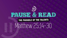 Thumbnail for entry The Parable of the Talents // Premier Youthwork