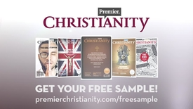 Thumbnail for entry OUT NOW! Premier Christianity // July 2017 Issue