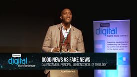 Thumbnail for entry Good news vs Fake news // Calvin Samuel // PremDac17