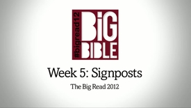 Week 5: Signposts (Tom Wright)