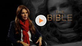 Thumbnail for entry Playing Mary in 'The Bible' // Roma Downey