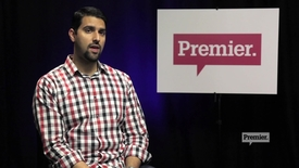 Thumbnail for entry Nabeel Qureshi // Facing death threats after I left Islam for Christ