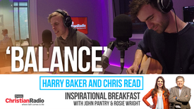 Thumbnail for entry Slam poets Harry Baker and Chris Read perform Balance // Inspirational Breakfast