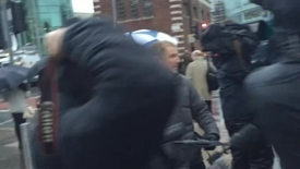 Thumbnail for entry Pastor James McConnell outside court