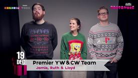 Thumbnail for entry Advent Calendar // Dec 19 // Premier Youthwork &  Premier Childrenswork Christmas Message