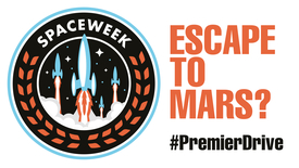Thumbnail for entry Escape to Mars? // Space Week #PremierDrive