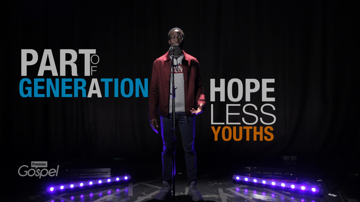 Hopeless Youths // davecreates // Spoken Word