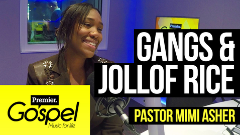 """I let gang members into my home"" // Pastor Mimi Asher on Gospel Drive"