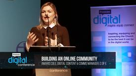 Thumbnail for entry Building an online community // Amaris Cole // PremDac17