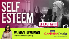 Thumbnail for entry Combating low self-esteem in women // Girl Got Faith on Woman to Woman