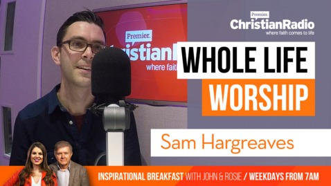 Sam Hargreaves: Do you practise what gets preached at church? // IB