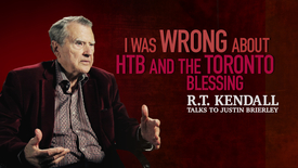 Thumbnail for entry R.T. Kendall on being wrong about HTB & the Toronto Blessing
