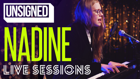 'Rise' by Nadine #Unsigned #Live