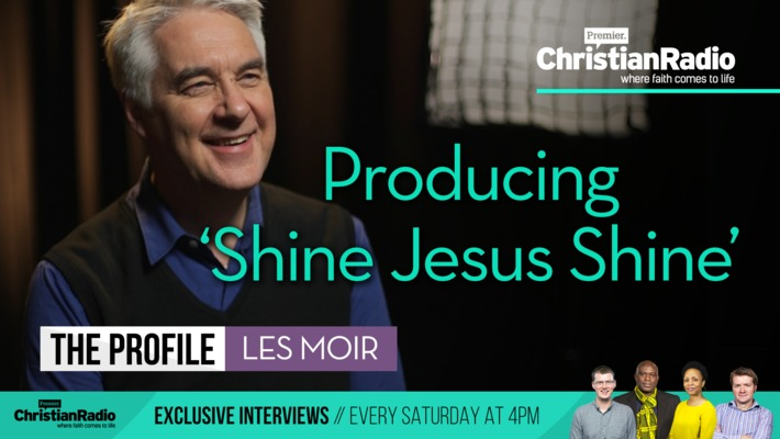 Les Moir explains how 'Shine Jesus Shine' was produced // The Profile