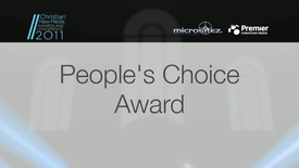 Thumbnail for entry Award: People's Choice Award
