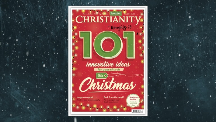 OUT NOW! December 2016 Edition // Premier Christianity Magazine