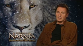 Thumbnail for entry Interview: Liam Neeson