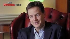 Thumbnail for entry Will Nick Clegg be Deputy Prime Minister after May's election? // The Profile