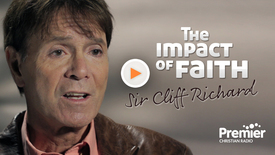 Thumbnail for entry Sir Cliff Richard // The impact of faith