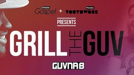 Thumbnail for entry Grill the Guv Part 2 // Premier Youthwork's Jamie meets Guvna B