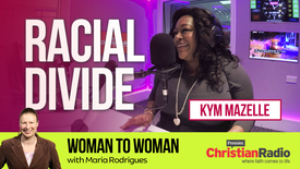 Thumbnail for entry Black and White Divide // Kym Mazelle on Woman to Woman