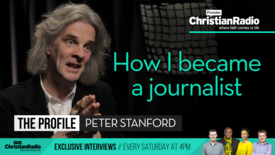 Thumbnail for entry Peter Stanford - Becoming a journalist // The Profile