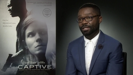 Thumbnail for entry Actor David Oyelowo speaks of how God guides his career // Captive