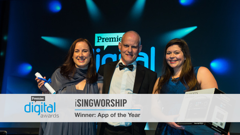 App of the Year // Premier Digital Awards 2016