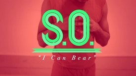 Thumbnail for entry SO - I Can Bear (Official Video)
