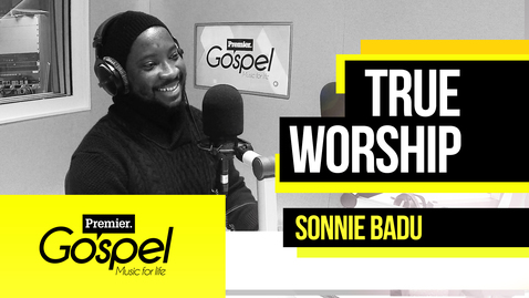 "Sonnie Badu ""only lovers worship"" // Gospel Drive"