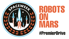 Thumbnail for entry Robots on Mars // Space Week #PremierDrive