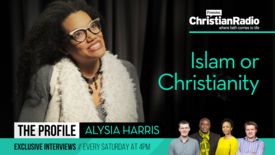 Thumbnail for entry On choosing between Islam and Christianity – Alysia Harris // The Profile