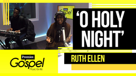 Thumbnail for entry Ruth-Ellen performs 'O Holy Night' // Gospel Drive with Lady T